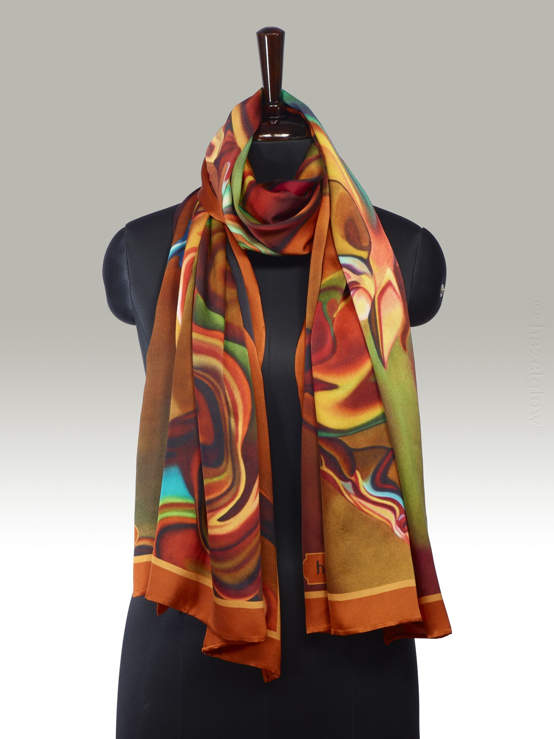 Fashion Silk Scarf 1, Fashion Scarf, Fashion, Scarf, Silk Scarf, Silk Scarves