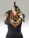 Fashion Silk Scarf <br>12 | Luxury Designer Silk Scarves for Women's by Hazelglow Store