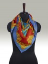 Fashion Silk Scarf <br>13 | Luxury Designer Silk Scarves for Women's