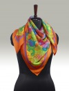 Fashion Silk Scarf 16<br> | Luxury Designer Silk Scarves for Women's by Hazelglow Store