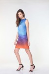 Fashion Ripple | Luxury Designer Dress for Women's by Hazelglow Store