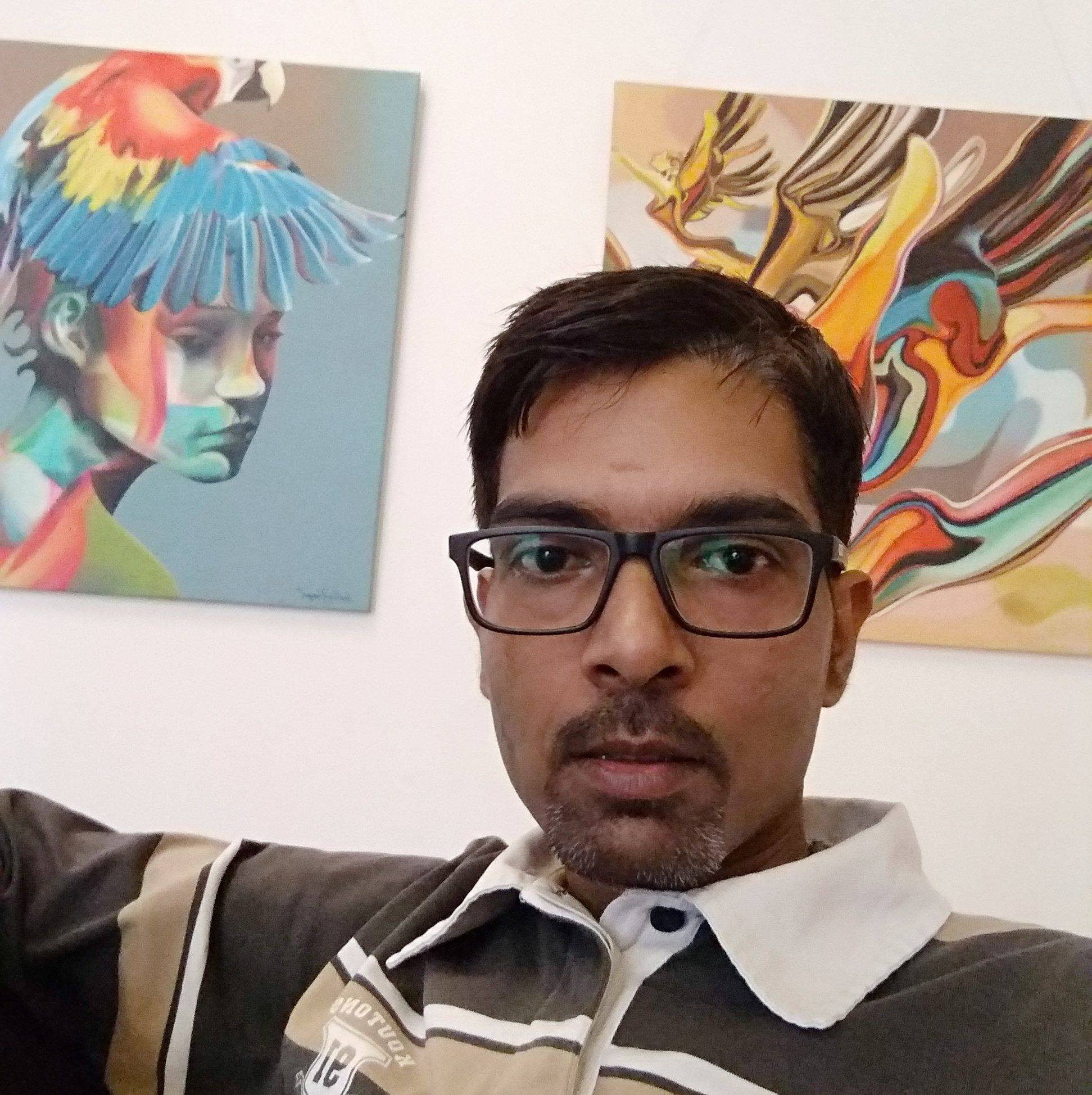 Himanshu Pawar - Director (Co-Founder) Hazelglow
